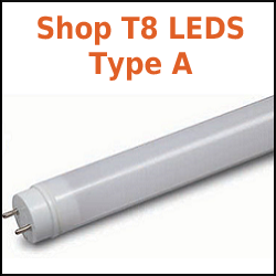 Buy Type A T8 LED Tubes Existing Ballast
