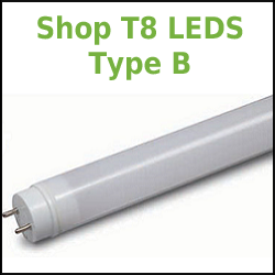 Type B T8 LED Tubes to buy