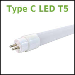 Type C LED T5 Remote Driver Dimming